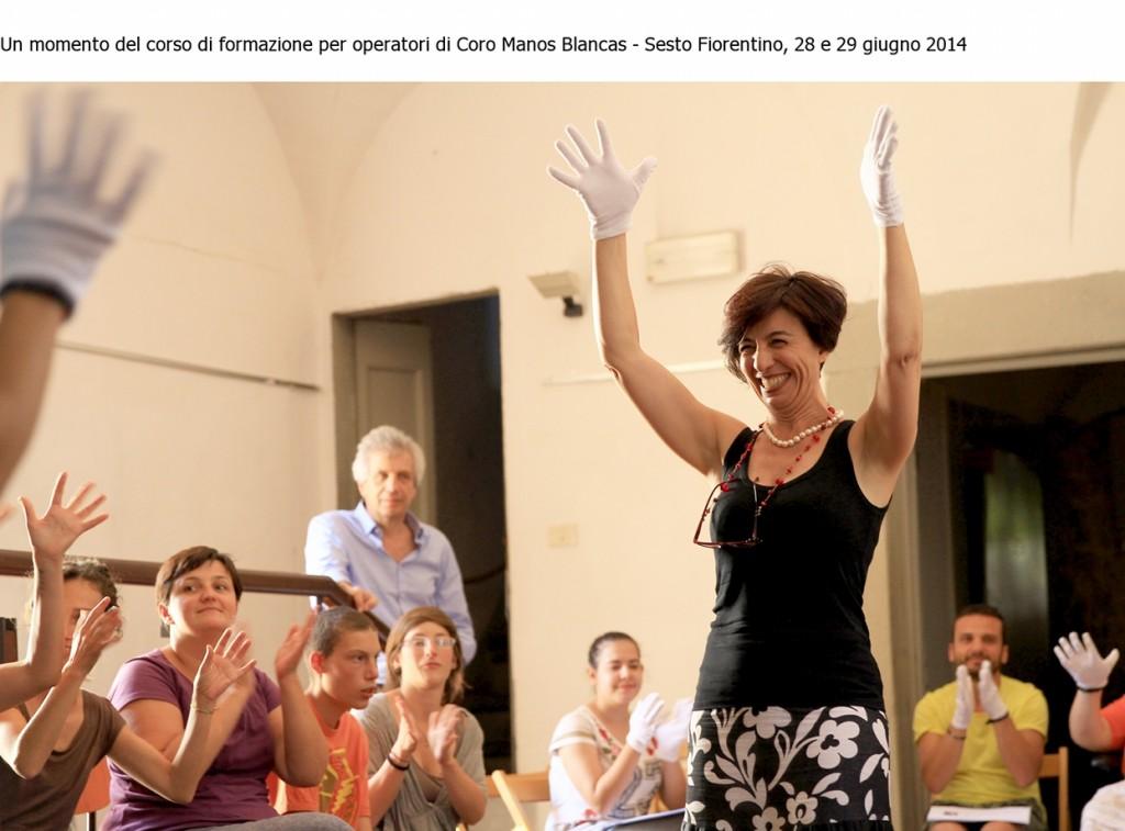 Corso di formazione Manos Blancas - 28-29 giu 14 - 001