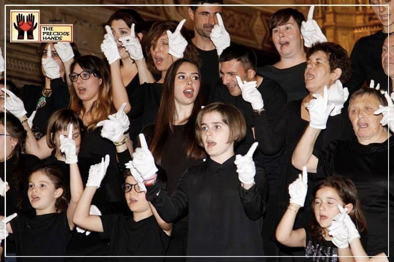 Coro Manos Blancas - Scuola di Musica di Sesto Fiorentino