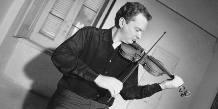 Alessandro Perpich - Violino