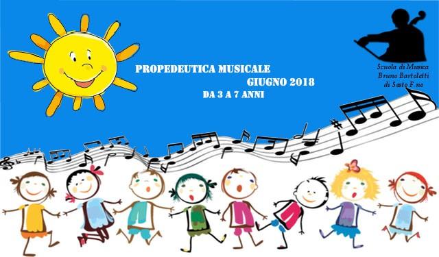 Propedeutica ESTIVO 2018