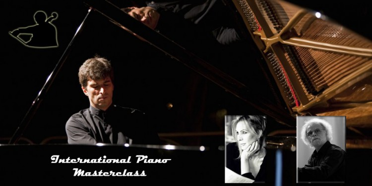 International piano masterclass