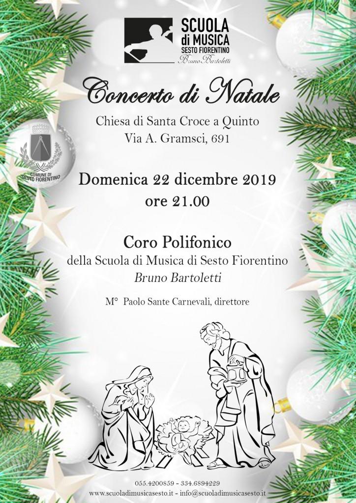 2019-12-22 Concerto Natale Coro Polifonico