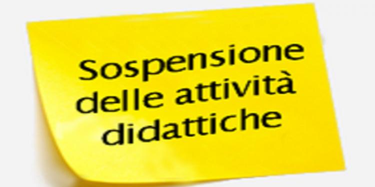 sospensioneattivitadidattica