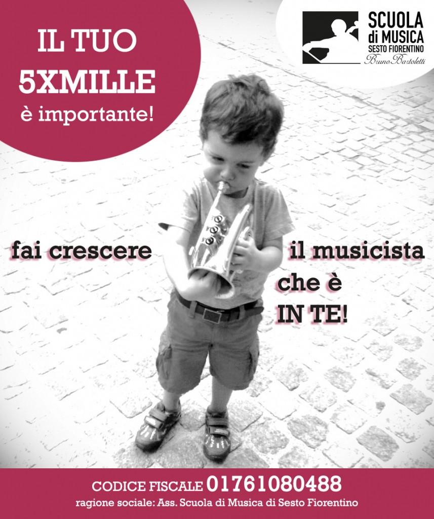CinquePerMille Scuola di Musica